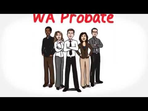WA Probate & Letters of Administration