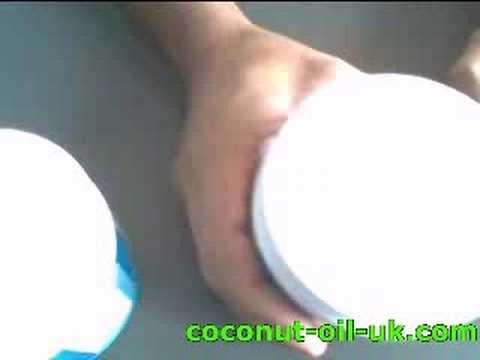 Organic Virgin Coconut Oil - Packaging