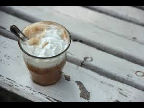 Coffee Lovers Recipes - How To make Delicious Coffee Milk Shake