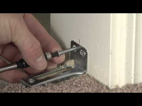 How to Install Interior Bifold Doors
