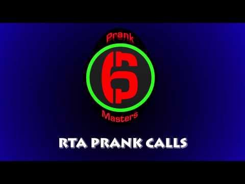 RTA (Roads & Traffic Authority) Prank Calls