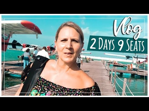 Vlog   Maldives to Papua New Guinea in 48 Hours