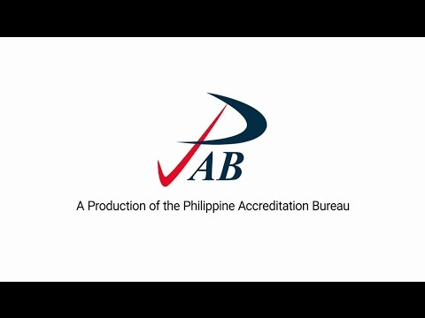 DTI - Philippine Accreditation Bureau (PAB)   Accreditation Services
