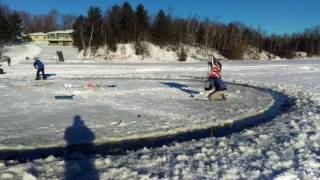 Ice Carousel Ice Circle