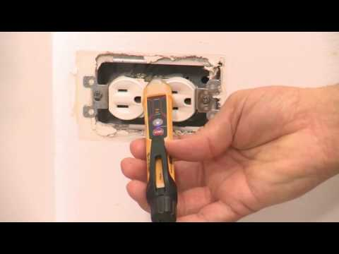 Quick Fix- How to use Electricity Tester