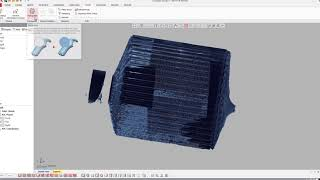 Geomagic Control X 2017 - Tutorial: How to align a Mill (Mining