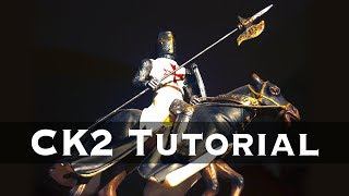 Crusader Kings II Tutorial: Managing Vassals and the Importance of