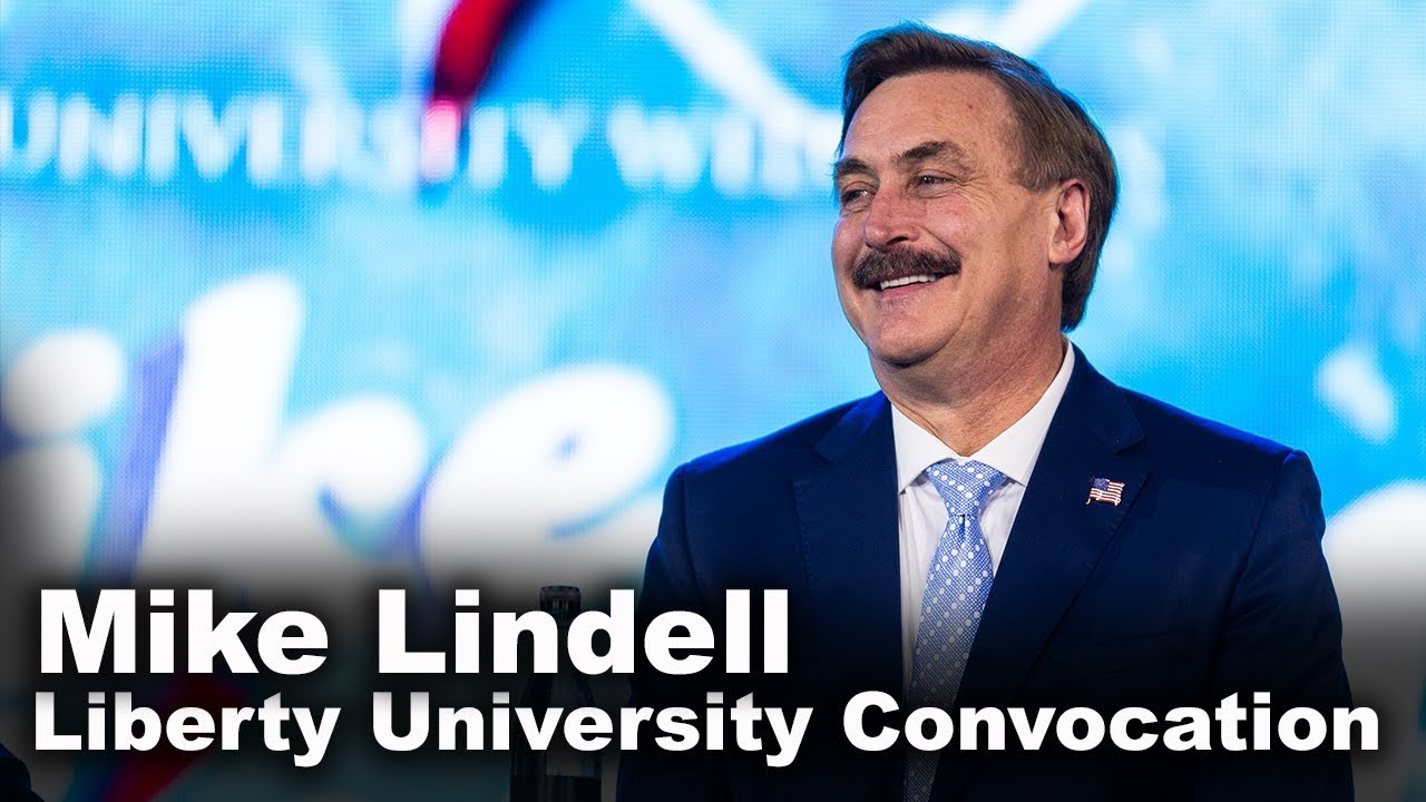 Mike Lindell - Liberty University Convocation