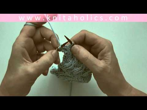 Knit with eliZZZa * Knitting reverse Direction * How to avoid wrong side rows