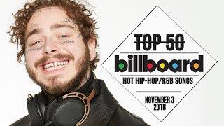 Top 50 • US Hip-Hop/R&B Songs • November 3, 2018 | Billboard-Charts