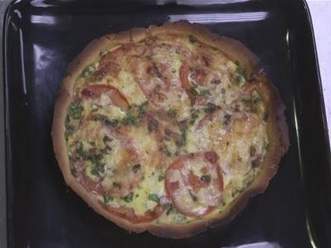How To Cook A Basic Quiche