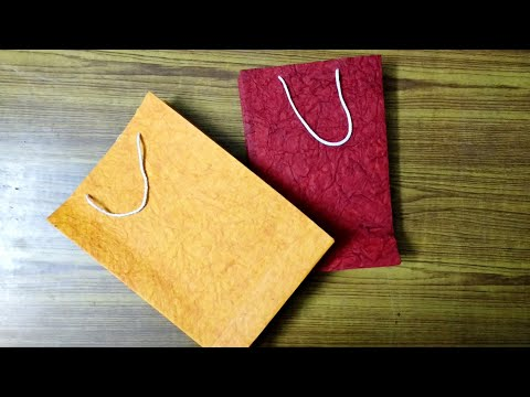 🔥HOW TO MAKE A HANDMADE BAG FOR EVERY GIFTS🔥