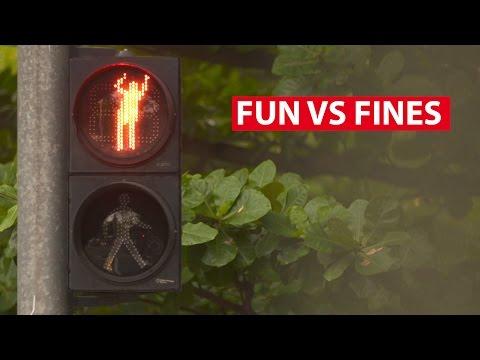 Fun VS Fines | It Figures | CNA Insider