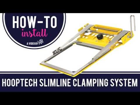How to Install- HoopTech Clamping System