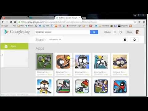 How to download Android Apps to your computer and transfer to device (install without internet)