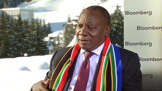 Ramaphosa Calls South Africa
