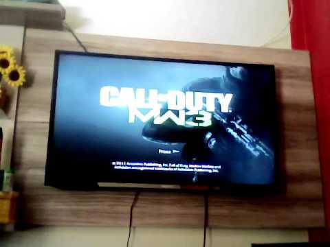 Como colocar duas telas no call of duty mw3...e novidades bt gamer v Lucas... Basquete nova ponte