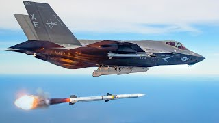 US Testing Missile Launch for its Super Advanced F-35