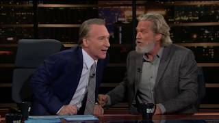Jeff Bridges: Good Hippie   Real Time with Bill Maher (HBO)
