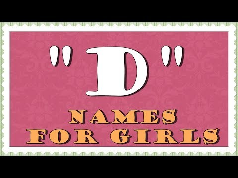 D se baby girl name