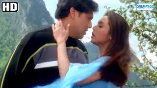 Govinda & Rani Mukerji Romantic Scenes From Pyar Diwana Hota Hai  - Hit Hindi Movie