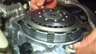 Rekluse Z-start Pro Auto clutch CRF450 Install and Review - PakVim