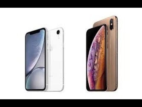 iPhone XS, iPhone XS Max and iPhone XR. First Impressions!