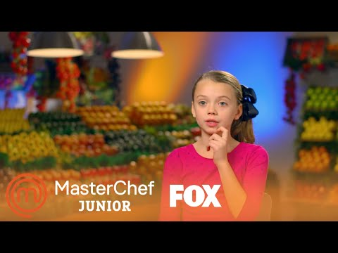 The Blue Team Has Trouble With The Waffles | Season 6 Ep. 8 | MASTERCHEF JUNIOR