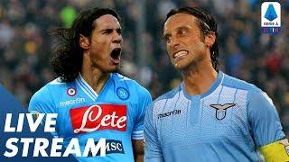 Napoli v Lazio (2011) | Epic Cavani Performance! | LIVE ARCHIVE MATCH! | Serie A