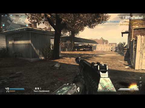 Call of Duty Ghosts - TDM - Warhawk (12/28/2013) - (75-36)