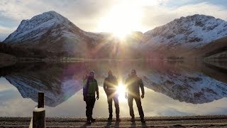 Fleetwith Pike & Haystacks, Lake District - 16 January 2016