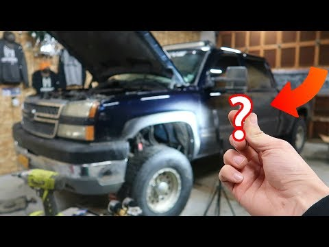 THIS could have TOTALED MY TRUCK!
