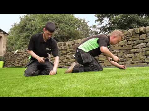 How do You Install Artificial Grass | Artificial Grass Installers Leeds