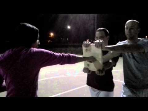 Punching Board Break (Charlotte)