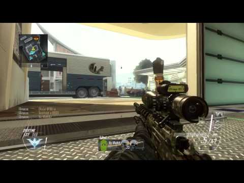 Black Ops 2   My 1st Triple with the Ballista!!