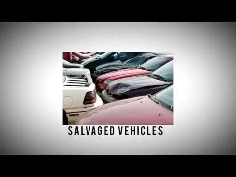 Car Title Washing