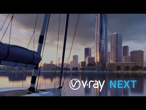 Download Webinar: V-Ray Next for SketchUp