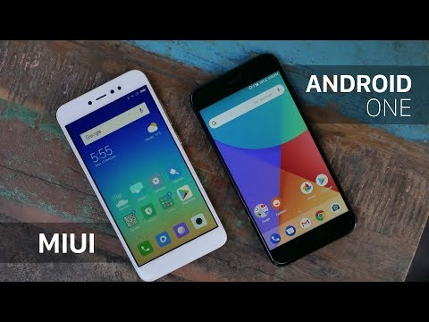 MIUI vs Android One: Which One We Prefer?