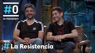 LA RESISTENCIA - Entrevista a Estopa | #LaResistencia 21.10.2019