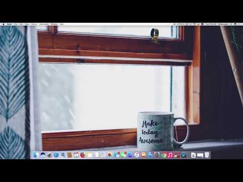 [Tutorial] Clock Screensaver For Macbook ( Đồng hồ chờ cho Macbook )