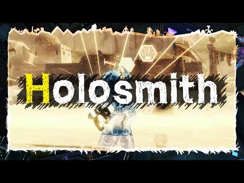 Guild Wars 2 Path of Fire - Holosmith - Impressions, Analysis, Skills, Traits, Synergies and Builds