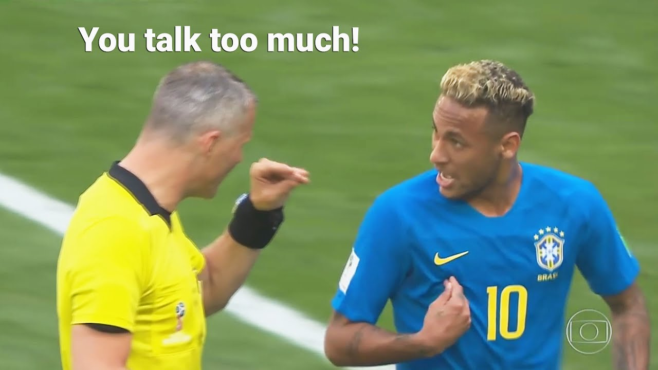 Football Referees! Funniest Moments!