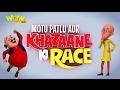 Motu Patlu Aur Khazaane Ki Race Movie