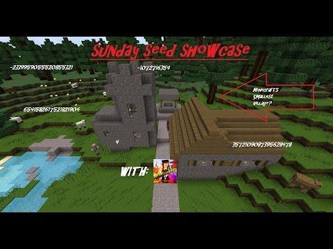 Sunday Seed ShowCase | Minecraft 1.8 | Minecraft's Smallest Village?