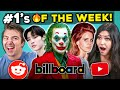 Generations React To 10 Things That Were 1 This Week Lana Del Rey Joker K Pop