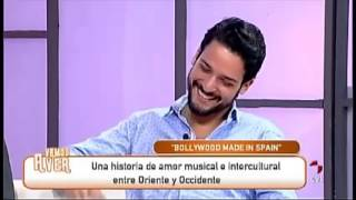 """Entrevista """"Bollywood made in Spain"""""""