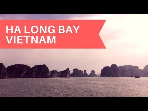 Ha Long Bay - Hai Phong - Vietnam