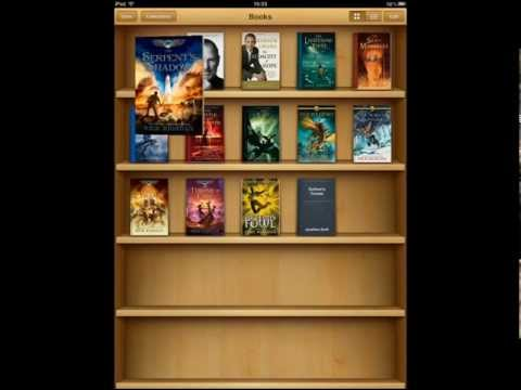 How To Get Free iBooks! (iPhone/iPod/iPad) (Easiest Method) !