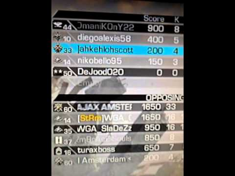 Cod ghost hacker on ps3 please report
