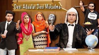 Desi Adaalat Desi Mukadma | Case 01 - Talaak | Lalit Shokeen Films